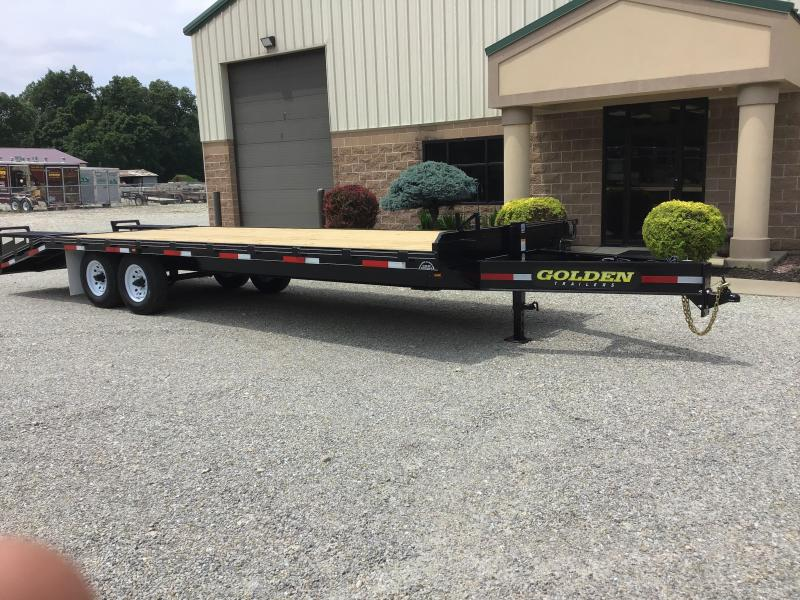 2021 Golden 20+5 14K(B) Flatbed Trailer