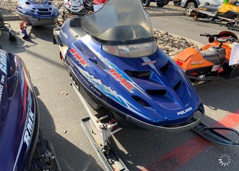 2002 Polaris Indy 550 Classic
