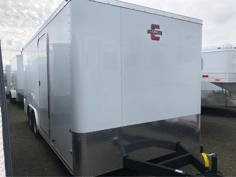 "2020 Charmac Trailers 18' x 100"" Stealth Cargo Trailer"
