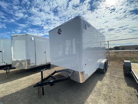 2021 Charmac Trailers 14' x 7' ATLAS CARGO TRAILER