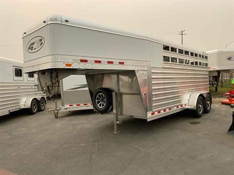 2021 4-STAR TRAILERS 3H RUNABOUT STOCK/COMBO
