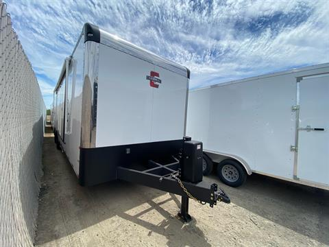 2020 Charmac Trailers 32' X 100  LEGEND RACE TRAILER