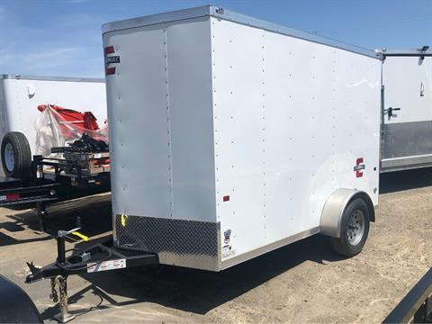 2019 Charmac Trailers 10' x 6' STEALTH CARGO