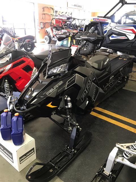 2018 Polaris 800 PRO-RMK 174 3 in. SnowCheck Select