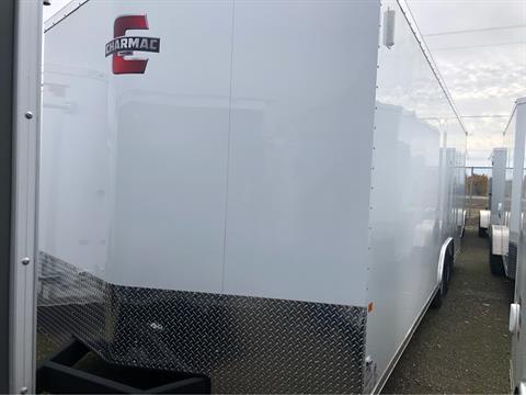 2020 Charmac Trailers 24' STEALTH CAR HAULER