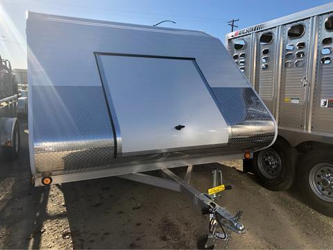 2018 Triton Trailers TWO-PLACE ECONOMY TRAILER