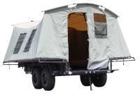2021 Jumping Jack 6' X 12' BLACKOUT TRAILER W/ 12' TENT