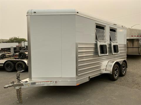 2021 4-STAR TRAILERS 2H RUNABOUT SLANT LOAD