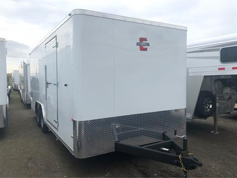 2020 Charmac Trailers 20' STEALTH CAR HAULER