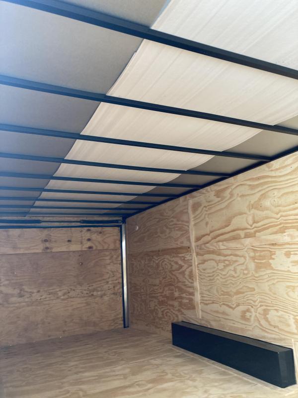 2021 Max Built 8.5x24 Enclosed Cargo Trailer