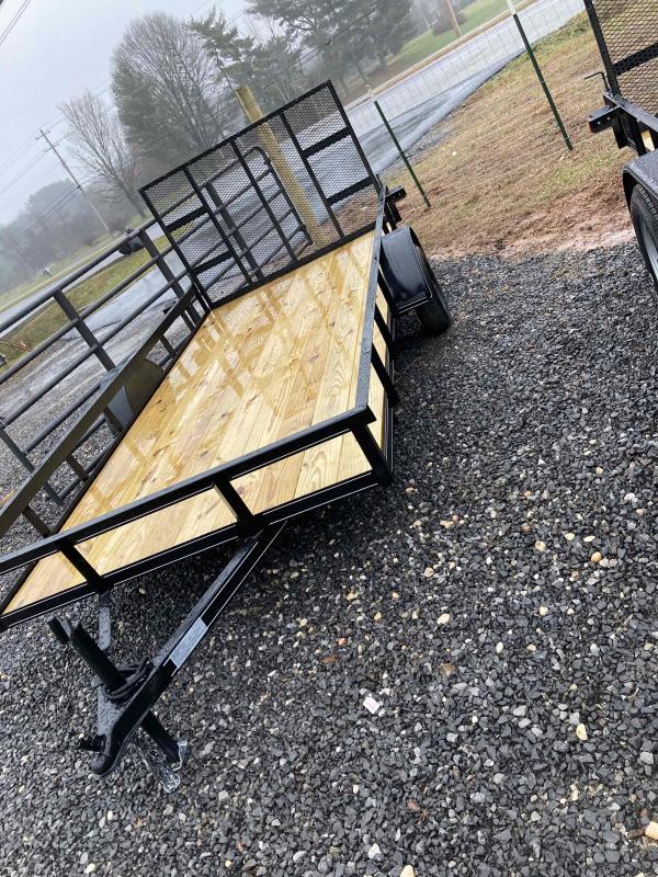 2021 Max Built max built Utility Trailer