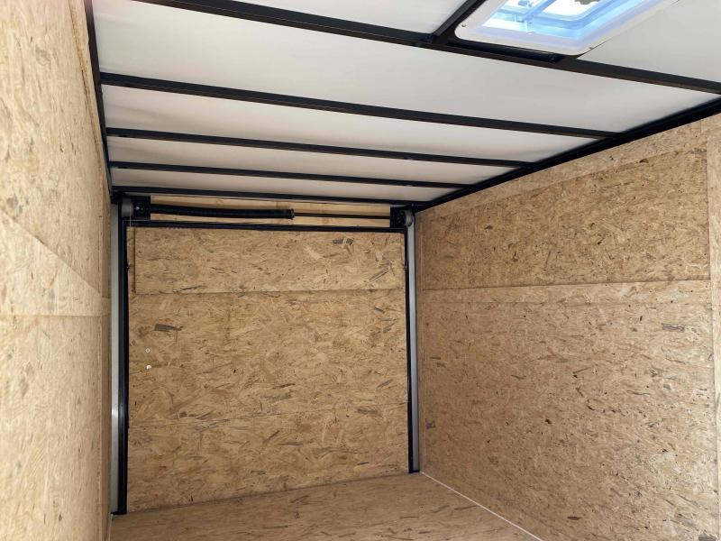 2022 Max Built 7x16 cargo Enclosed Cargo Trailer