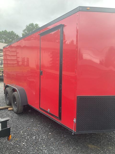 2021 Max Built 7x16 enclosed Enclosed Cargo Trailer