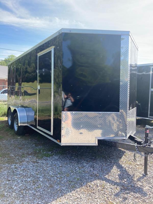 2021 Max Built 7x14ta Enclosed Cargo Trailer