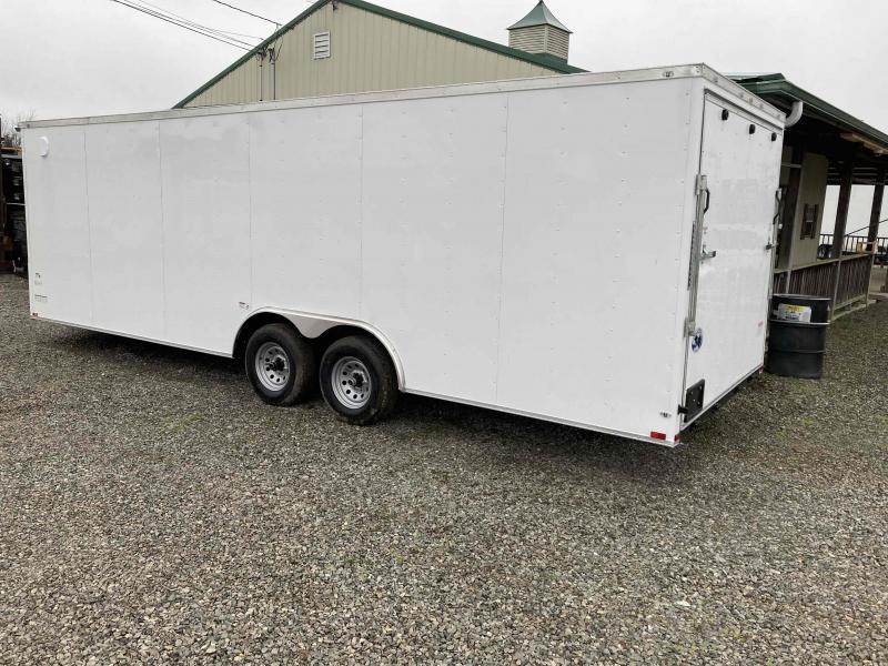 2021 Max Built 24ft enclosed Enclosed Cargo Trailer