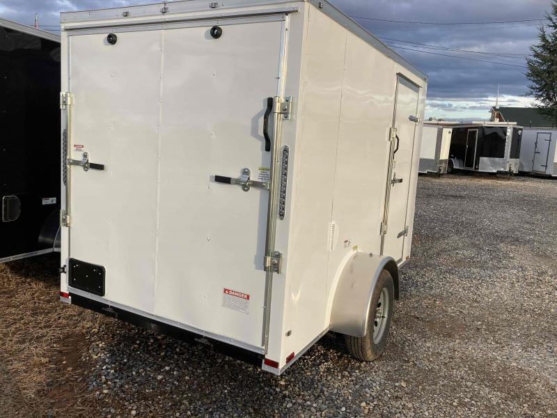 2021 Max Built enclosed single axle Enclosed Cargo Trailer