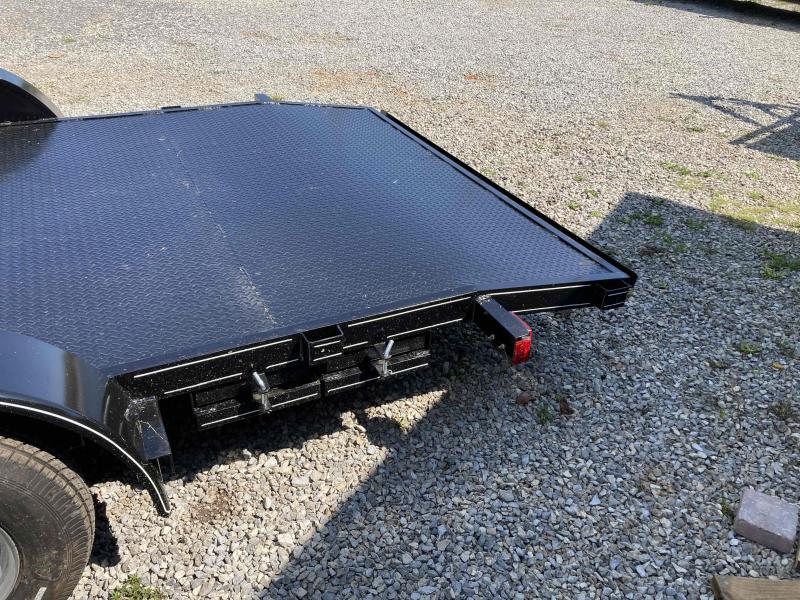 new 2021 Max Built 82x20 steal deck Car / Racing Trailer