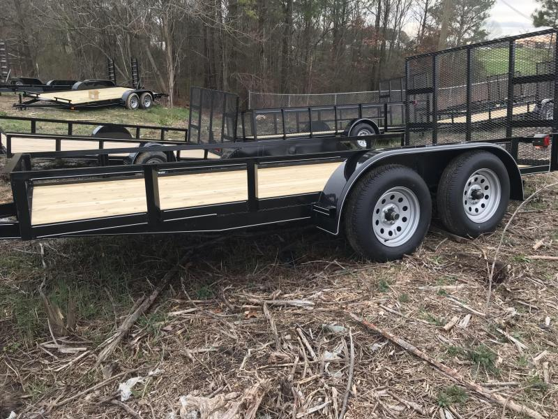 2020 Max Built UTILITY TRAILER Utility Trailer