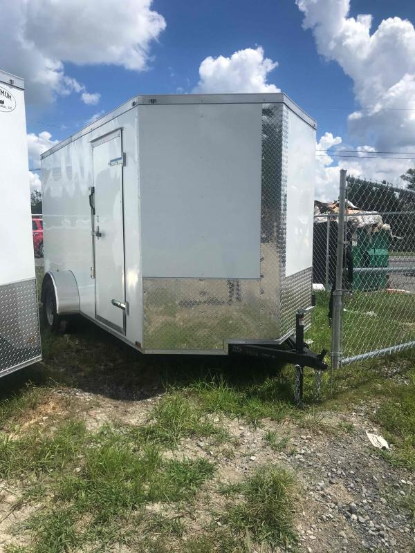2021 Max Built 5x8' to 7'x14' Single Axle Enclosed Cargo Trailer Enclosed Cargo Trailer- New