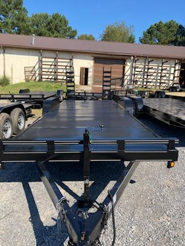 2021 Max Built 82x22 steel 10k Car / Racing Trailer