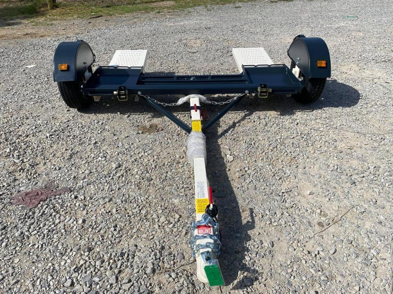2021 Max Built tow dolly Utility Trailer
