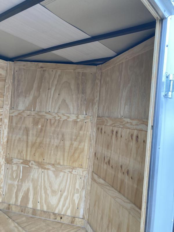 2021 Max Built 7x14 Enclosed Cargo Trailer
