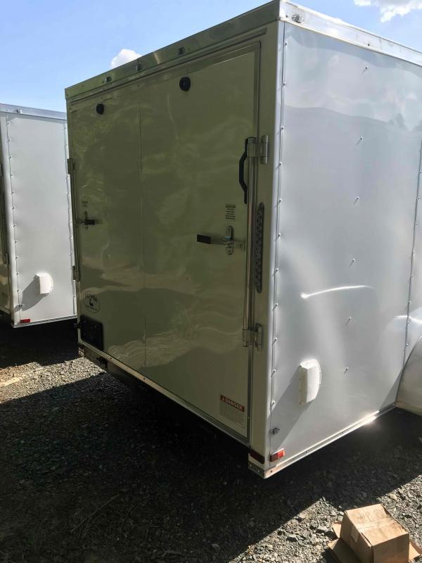 2020 Max Built 6x10' to 8.5x24' Tandem Axle Enclosed- Cargo Enclosed Cargo Trailer- Midland
