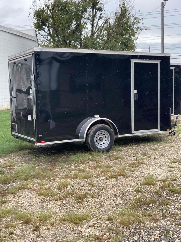 2022 Max Built 6X12 CARGO Enclosed Cargo Trailer