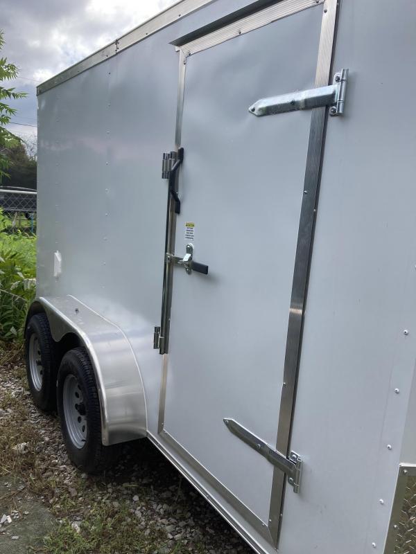 2021 Max Built 6X12 TA Enclosed Cargo Trailer