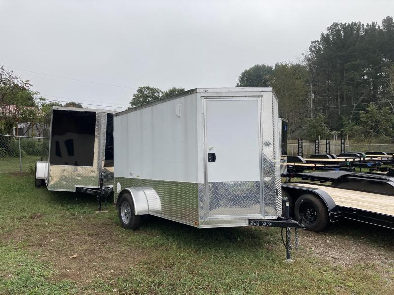 2021 Quality Cargo 6X10 ENC Enclosed Cargo Trailer