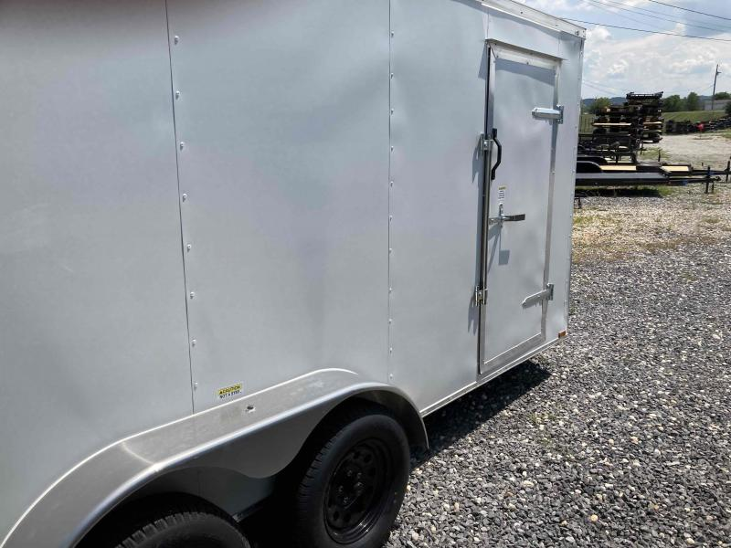 2021 Max Built 7x16cargo Enclosed Cargo Trailer
