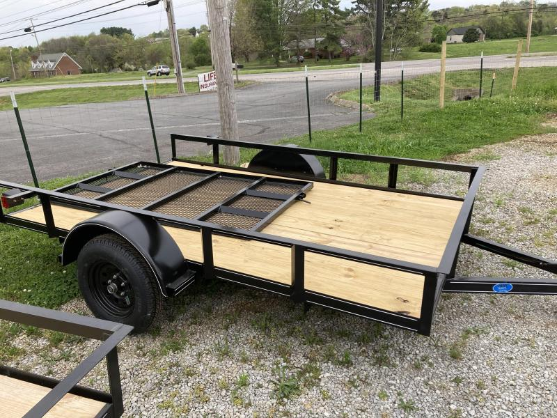 2021 Max Built 6.5x10 single axle Utility Trailer