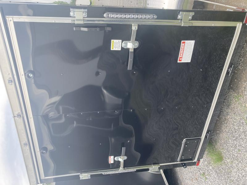 2021 Max Built 6x12sae Enclosed Cargo Trailer