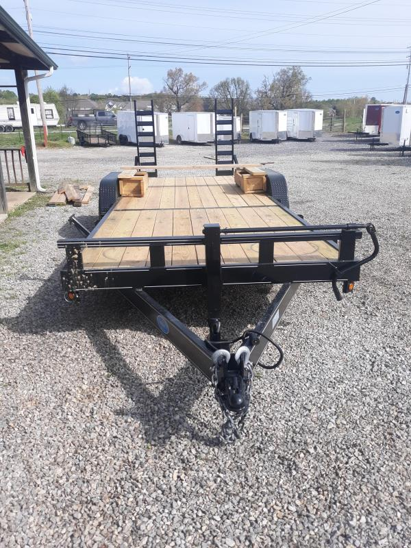 2021 Max Built equipment 14k Equipment Trailer