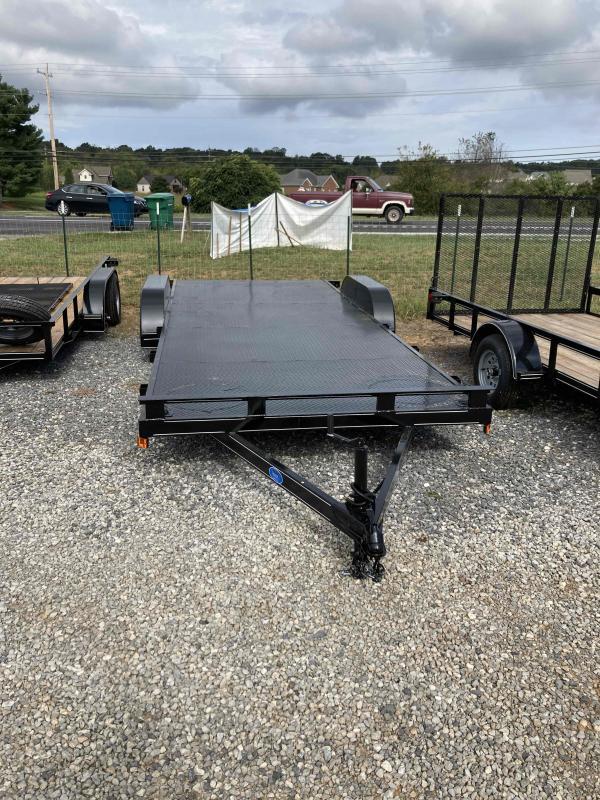 New 2021 82x20 Steel deck Car Hauler