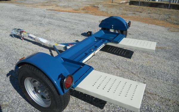 2021 Max Built tow dolly with brake Utility Trailer