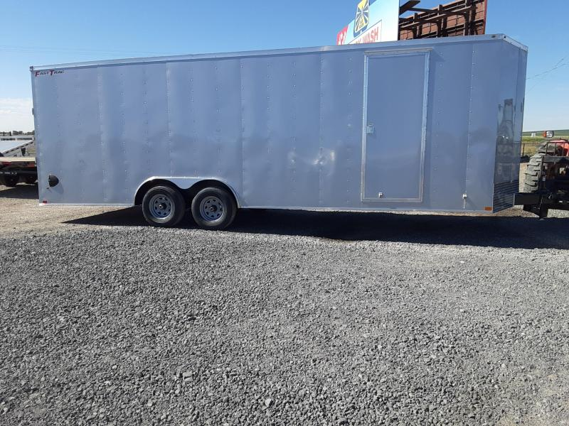 2021 Wells Cargo 8.5' x 24' Enclosed Trailer 10K