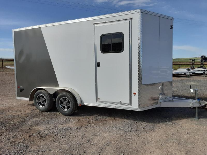 2020 EZ Hauler 7.5X14 Enclosed Trailer Enclosed Cargo Trailer