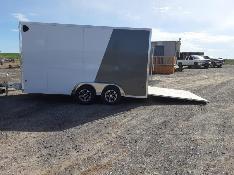 2020 EZ Hauler 7.5X14 Enclosed Trailer Enclosed Cargo Trailer