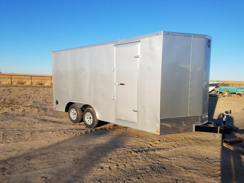 2020 Wells Cargo FT85162 Enclosed Cargo Trailer