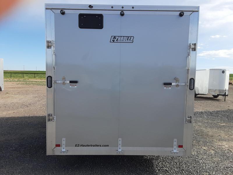 2020 EZ Hauler 7.5' X 14' Aluminum Enclosed Cargo Trailer