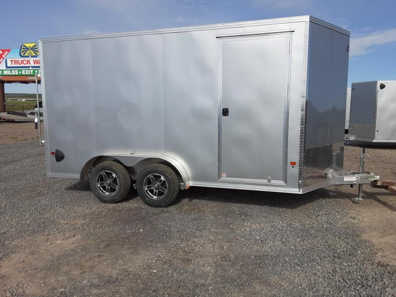 2020 EZ Hauler 7.5' X 14' Aluminum Enclosed Cargo Trailer