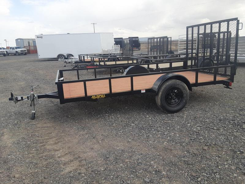 2021 Big Bubba 6' x 12' Utility Trailer