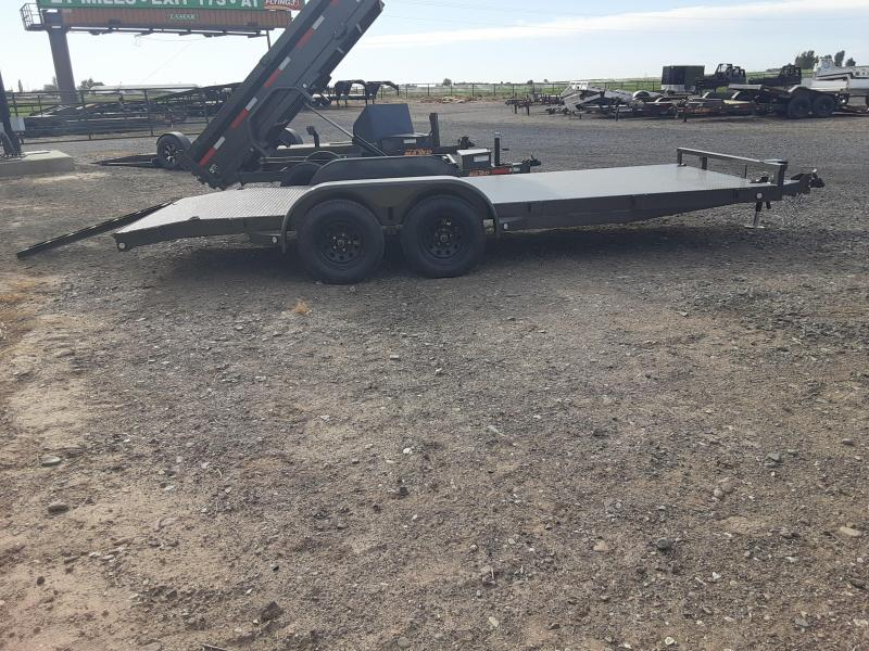 "2020 MAXXD 83"" X 18'  Steel Deck Car Hauler"