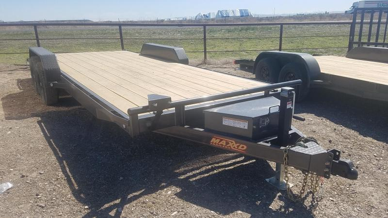 2020 MAXXD 7x20 x 10K Car Hauler Trailer