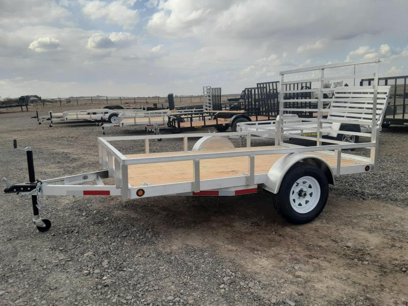 2021 Baughman Products 7' x 10' Utility Trailer