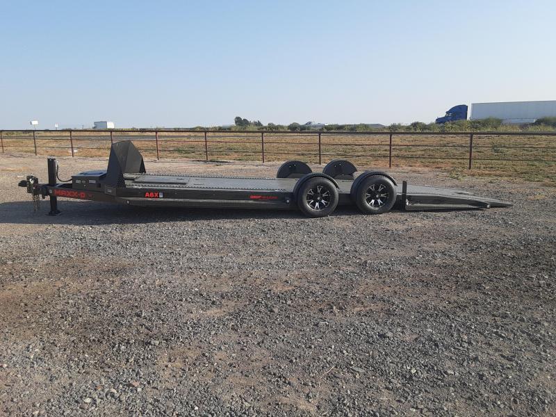 2022 MAXXD 24' Drop-N-Load Car Hauler Trailer Air Ride