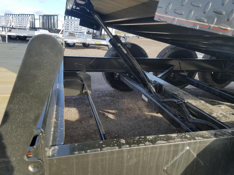 2020 MAXX-D 24' Gravity Tilt Triple Axle Equipment Trailer
