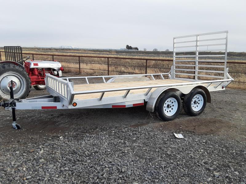 2021 Baughman Products 7'x14' ATV Trailer
