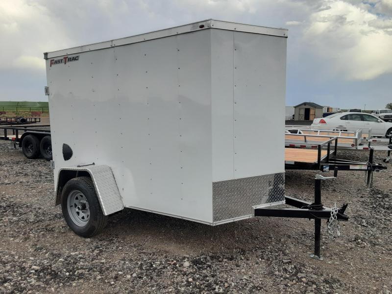 2021 Wells Cargo FT5' x 8'  Enclosed Cargo Trailer